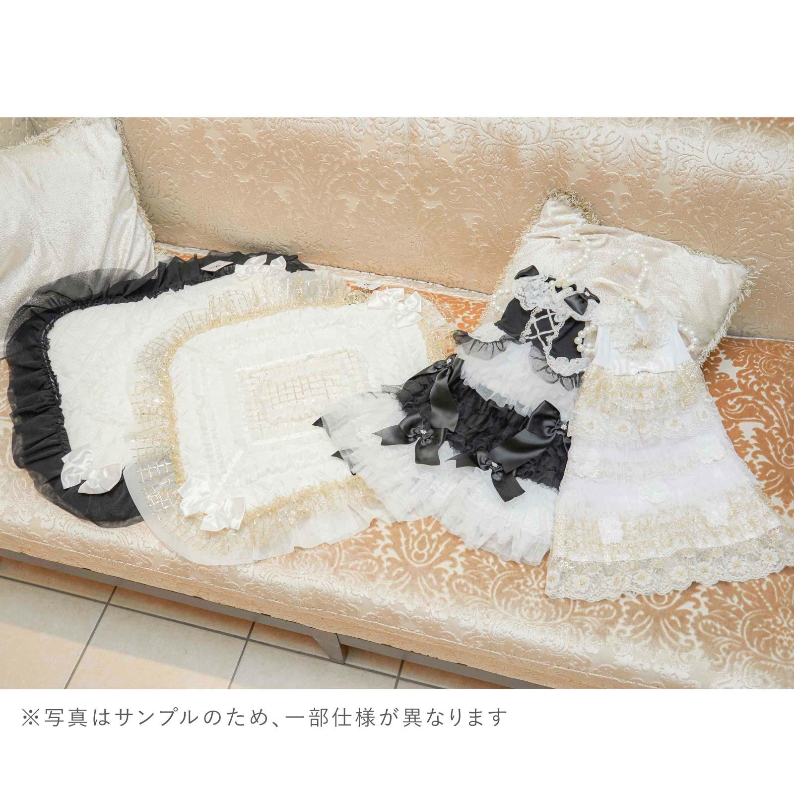 【ホワイト&ゴールド】ミラクルカフェマット