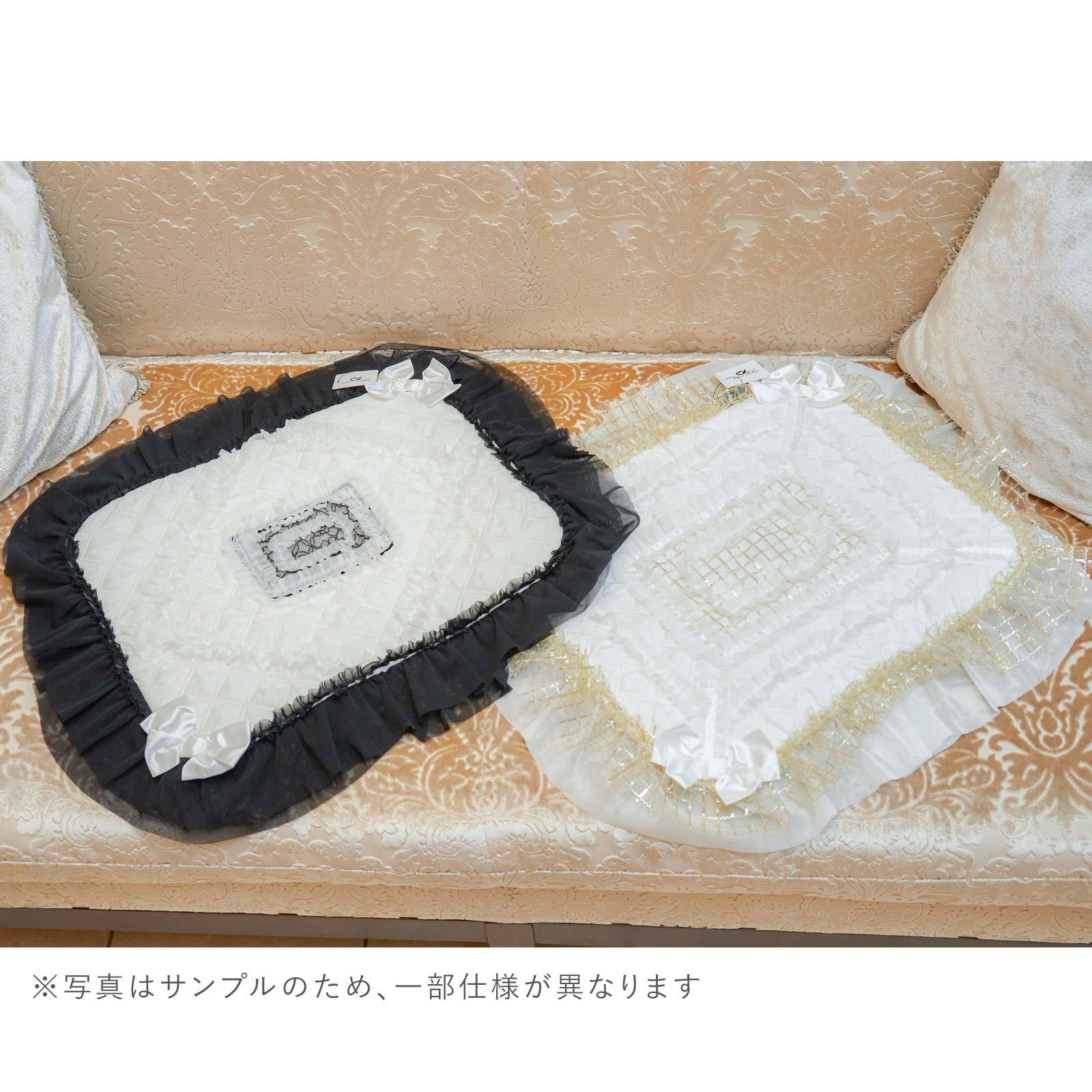 モノトーン【ブラック&ホワイト】ミラクルカフェマット