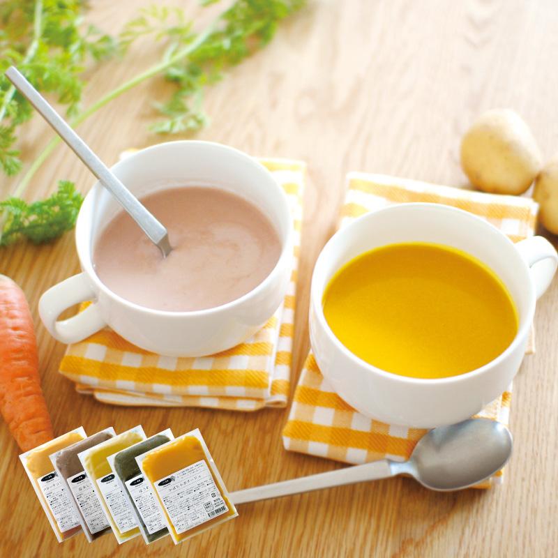 ミモレ農園選べるスープ5袋セット
