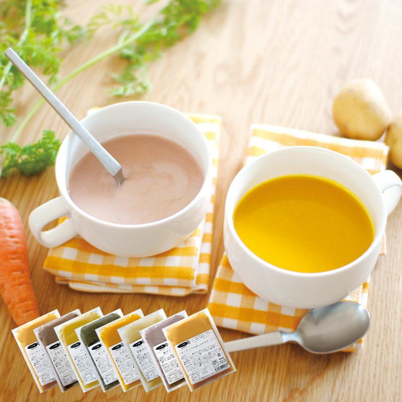 ミモレ農園選べるスープ8袋セット