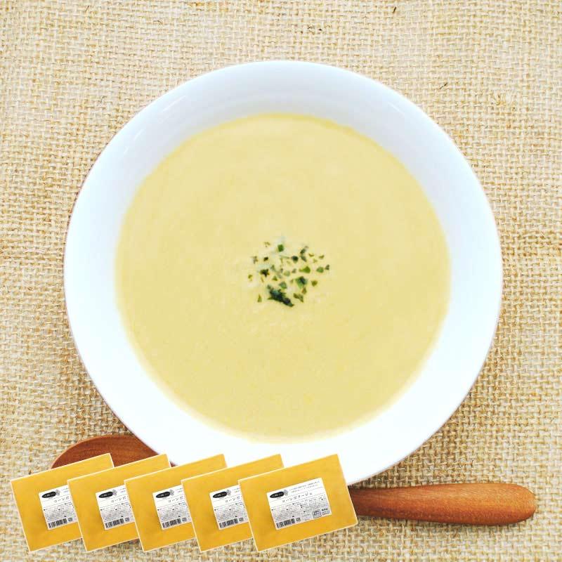 お野菜を食べるスープ コーンポタージュ 5袋
