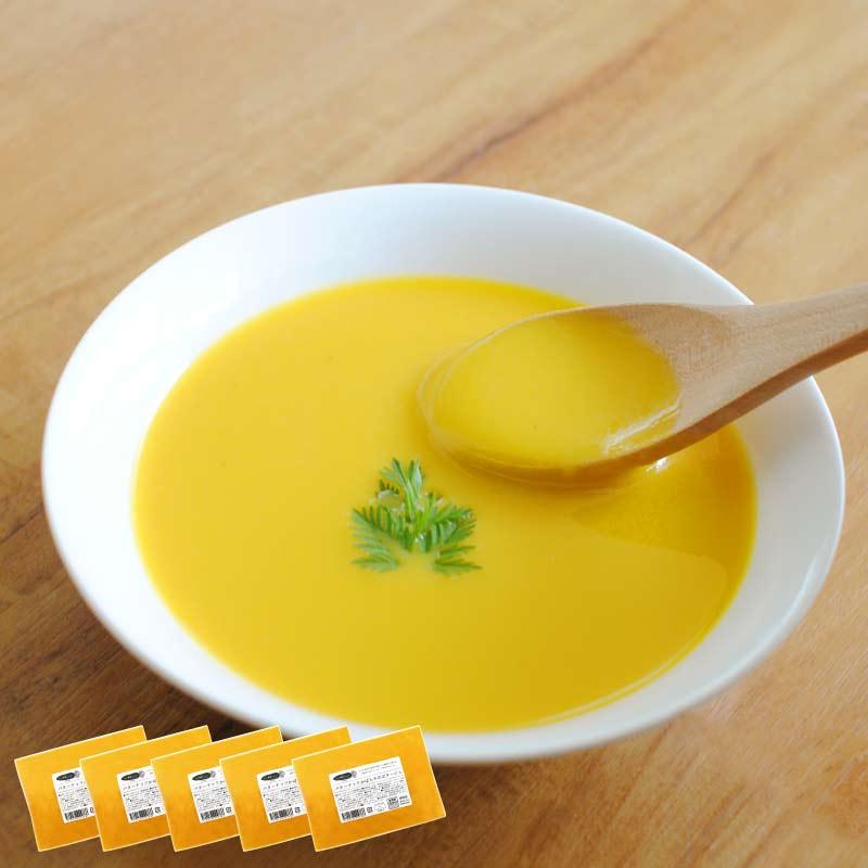 お野菜を食べるスープ バターナッツかぼちゃのポタージュ 5袋