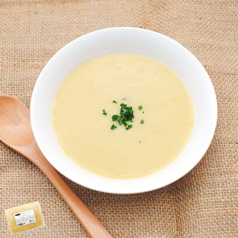 お野菜を食べるスープ ポテトポタージュ