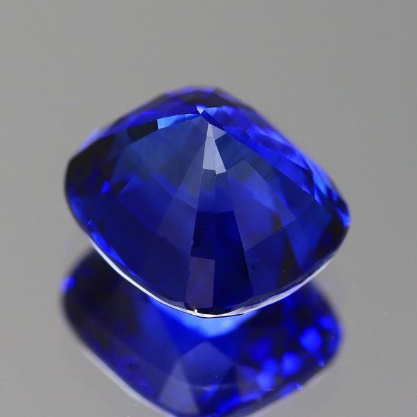 天然ブルーサファイア 1.08ct 【ROYAL BLUE】 スリランカ  鑑別付