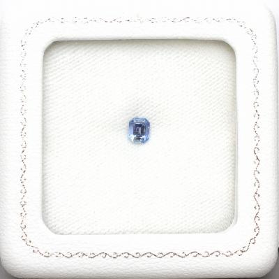 天然エレメーエファイト 0.52ct 【ジェレメジェバイト】 レア・良色  ◇コレマ品