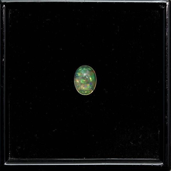 天然オパール 1.48ct 【メキシコ】 美遊色