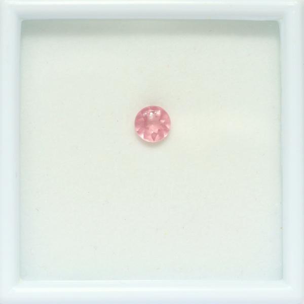 天然スピネル 0.94ct 【ピンク】 バフトップ