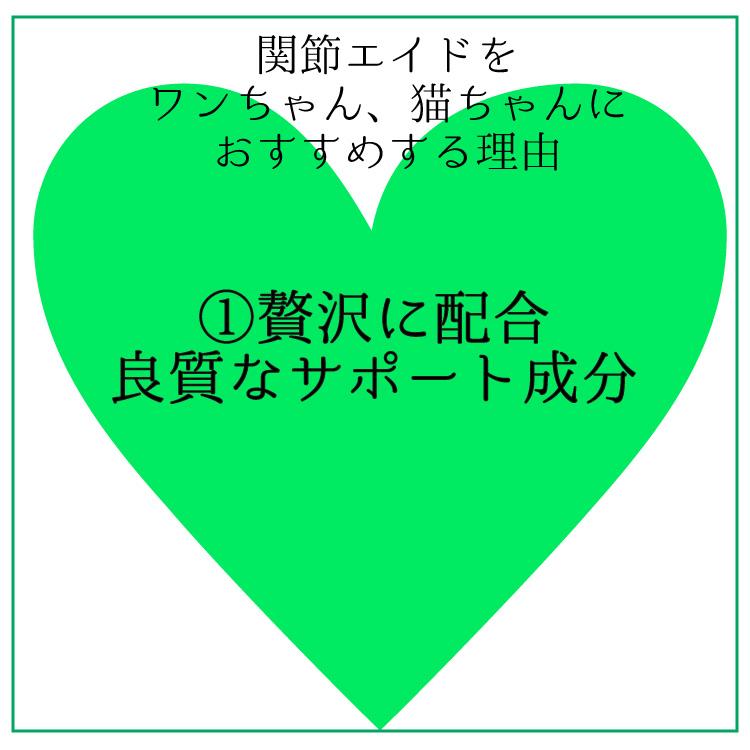犬猫用ミルクサプリメント 関節エイド(360g)