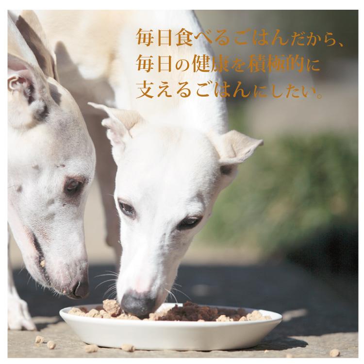こだわりの愛犬食かりかり800g