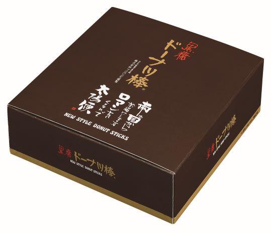 フジバンビ「黒糖ドーナツ棒(60本入)」