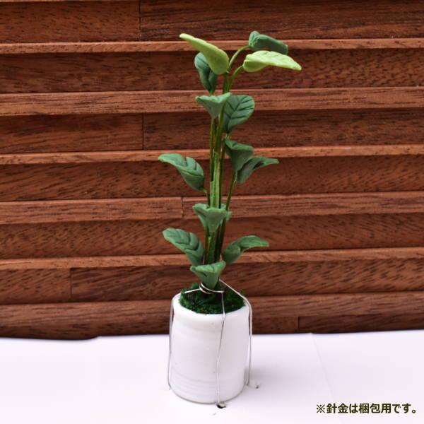 ミニチュア雑貨 観葉植物の鉢植え トールパーム [BDA1081] [m-s]【 ネコポス不可 】