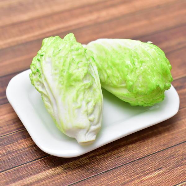 ミニチュアフード 野菜シリーズ 白菜 2個セット [SMLVEG16] [品番:35760] [m-s][imp]【ネコポス配送対応】【C】