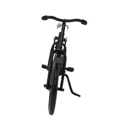 ミニチュア雑貨 黒い自転車 [B(Q-74)] [m-s] 【 ネコポス不可 】【C】