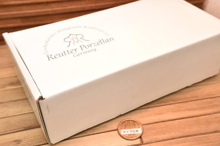 【送料無料】【Reutter】ロイターポーセリン 紳士のキャビネット [RP1714-3] [m-s]【 ネコポス不可 】