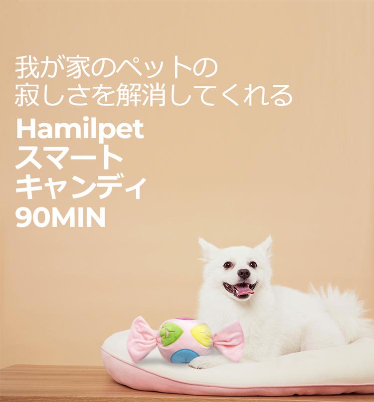 ヘミルペット スマートキャンディ90min 犬のおもちゃ 猫のおもちゃ