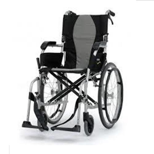 車椅子(自走式) エルゴライト 39213011<ラックヘルスケア>