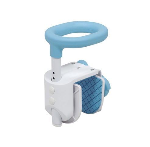 テイコブ コンパクト浴槽手すり YT01[浴槽厚み4.5〜13cm対応] <幸和製作所>