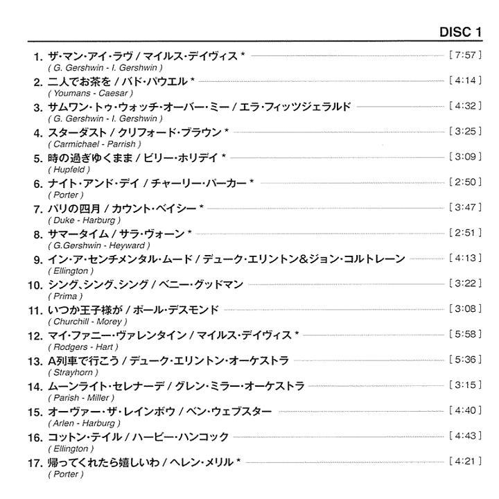 CD MIN-ONジャズ・セレクション