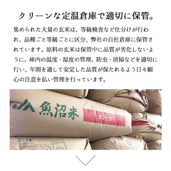 新米 魚沼産コシヒカリ2kg 白米 令和3年産