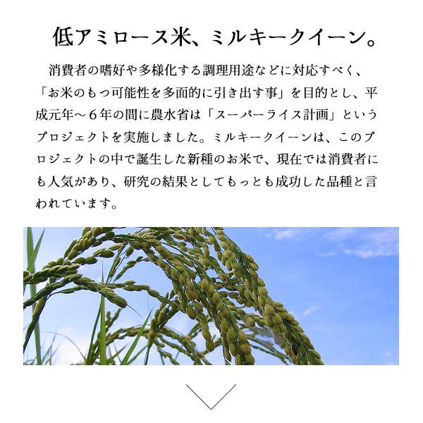 新米 新潟産ミルキークイーン5kg 白米 令和3年産