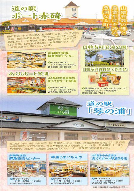 美しきまち 鳥取県 琴浦町セット/パワースポット「鳴り石の浜」「神崎神社」