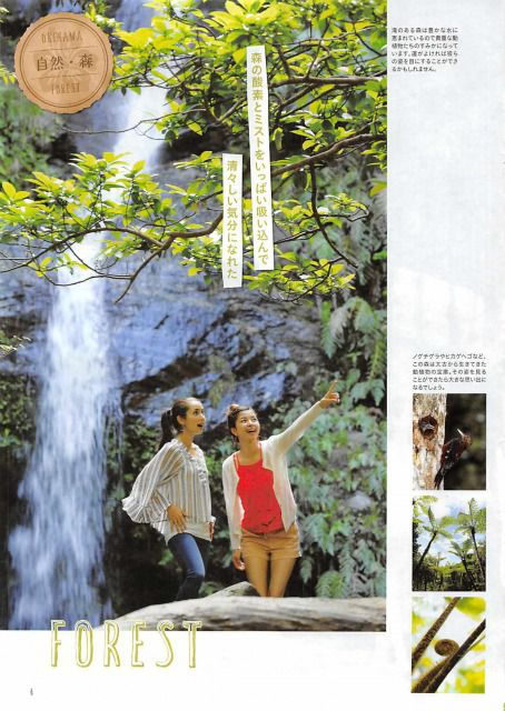 沖縄/風と光があふれる癒しの楽園