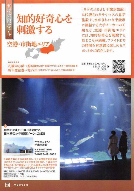 北海道 千歳市セット/思いたったら、遊べるちとせ。