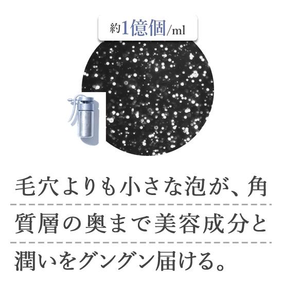 ミラブルケア【入れて使える化粧水プレゼント+安心の1年保証+送料無料】
