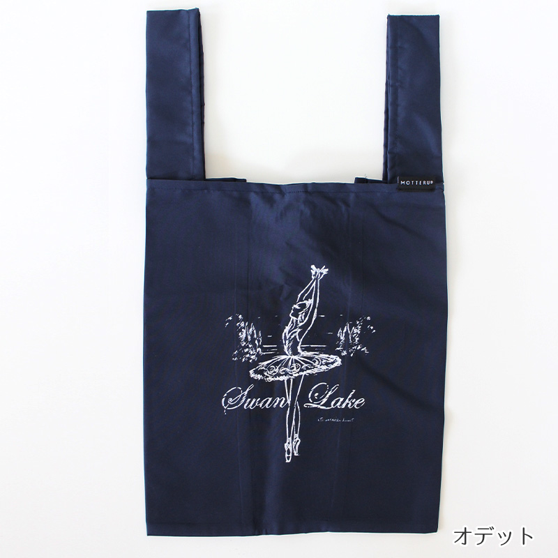 演目別イラストエコバッグ/ショッピングバッグ