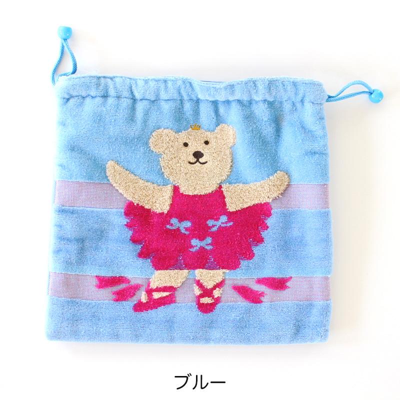 チュチュ 巾着袋/シューズバッグ