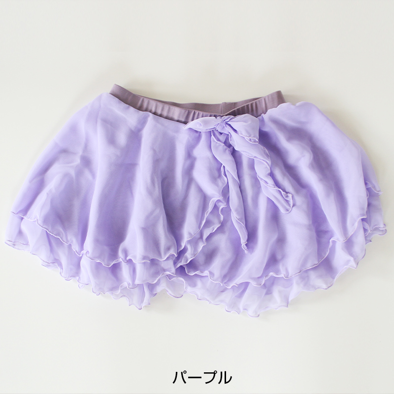 子ども・キッズ・ジュニア用ウエストリボンスカート/5-12才