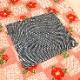 ミニポシェット 肩ひも結び調節 キッズ おつかい エコバッグ コンビニバッグ レジ袋 【日本製】 コットン 椿柄 MISAKO