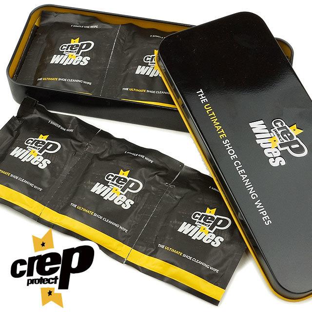 クレッププロテクト シューズケア用品 CREP PROTECT ペーパークリーナー 靴用汚れ落とし 携帯クリーナー [6065-2903]【航空便不可】【メール便配送】