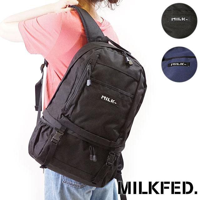 【送料無料】MILKFED. ミルクフェド リュック BIG BACKPACK BAR ビッグ バックパック バー デイパック[03164033 SS18]