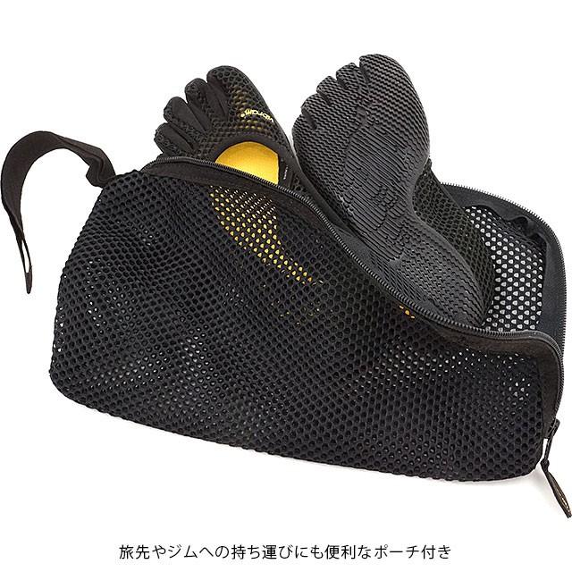 【送料無料】Vibram FiveFingers ビブラムファイブフィンガーズ レディース WMNS VI-B BLACK ビブラム ファイブフィンガーズ 5本指シューズ ベアフット 靴 [14W2703]