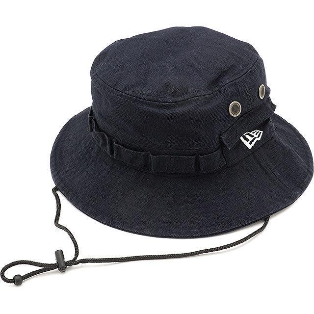 【送料無料】NEWERA ニューエラ キャップ 帽子 ADVENTURE アドベンチャーハット ダックコットンキャンバス ネイビー CAP[11308456][NEW ERA]