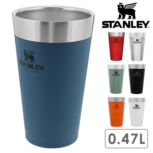 スタンレー STANLEY タンブラー マグ スタッキング真空パイント 0.47L ギフト 贈り物 アウトドア キャンプ ステンレスボトル [02282 FW19]