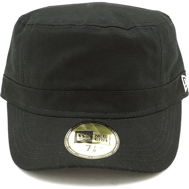 【送料無料】NEWERA ニューエラ キャップ CAP WM-01 ミリタリー ワークキャップ ブラック ピンクフラッグ(N0000192 SC/11135296)(NEW ERA)