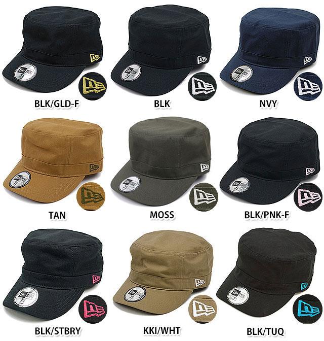 【送料無料】NEWERA ニューエラ キャップ ワークキャップ 正規店 WM-01 ミリタリー メンズ レディース NEW ERA CAP