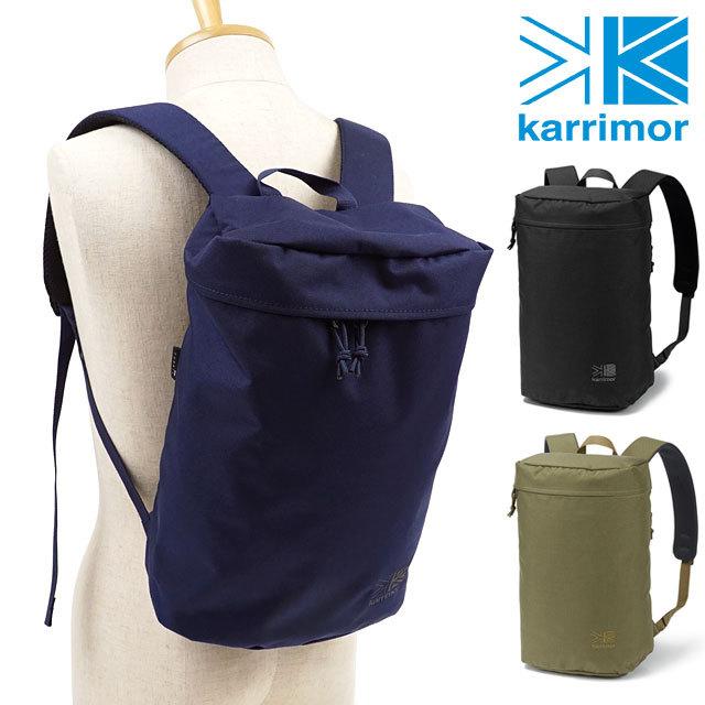 カリマー karrimor リュック アーバン ライト10 urban light 10 [501030 FW20] メンズ・レディース デイパック バックパック カバン バッグ