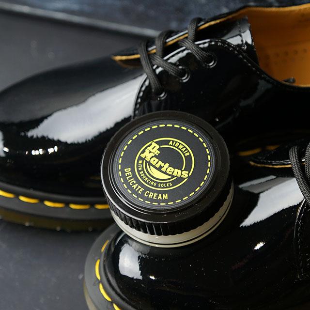 【シューズケア用品】ドクターマーチン Dr.Martens 45g 靴クリーム DELICATE CREAM 皮革用クリーム 防カビ