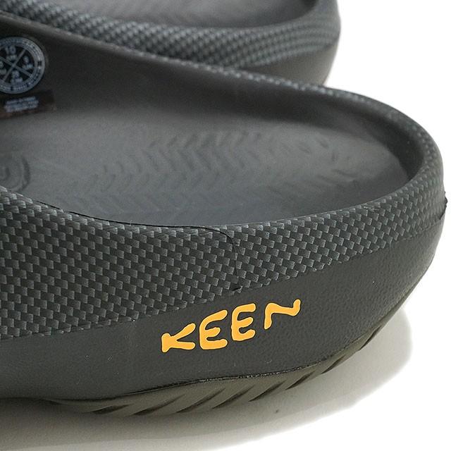 【送料無料】キーン クロック サンダル 靴 ヨギ アーツ KEEN Yogui Arts Graphite MNS 1002036