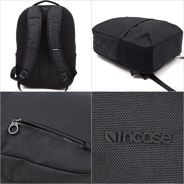 インケース Incase リュック キャンパス コンパクト バックパック 20L Campus Compact Backpack 2020 [137203053001 SS21] メンズ・レディース デイパック 通勤 通学 BLACK ブラック系
