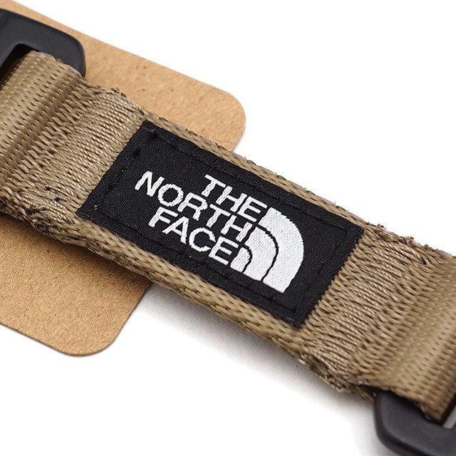ザ・ノースフェイス THE NORTH FACE アクセサリー TNFキーキーパーデュオ TNF Key Keeper Duo [NN32009-TB FW21] カラビナ キーホルダー ツイルベージュ【メール便配送】