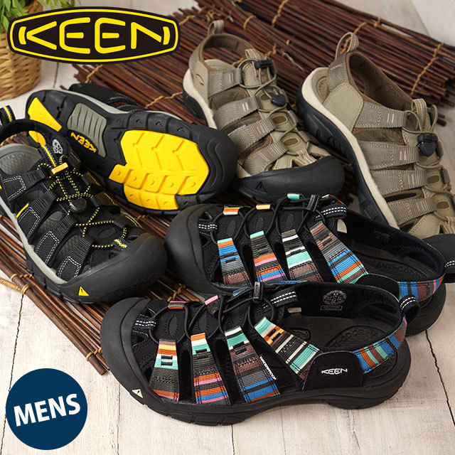 【送料無料】キーン KEEN メンズ ニューポート エイチツー M NEWPORT H2 [1001942/1001907/1024631 ] サンダル スニーカー アウトドア