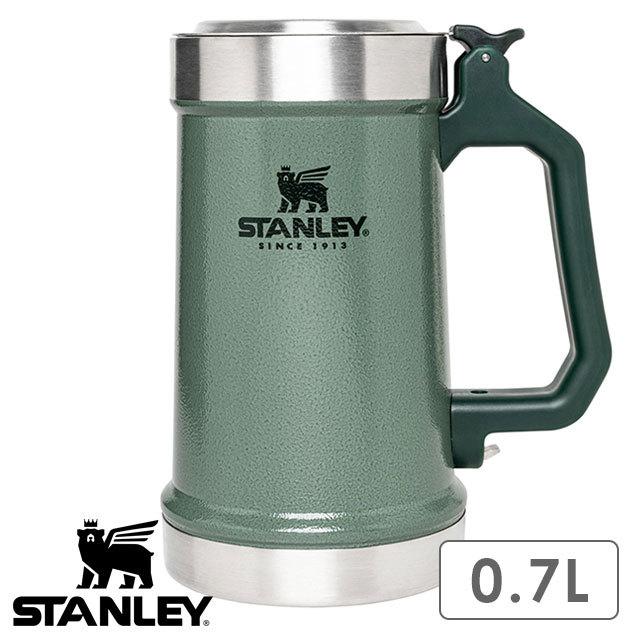 【送料無料】スタンレー STANLEY タンブラー クラシックボトルオープナービアジョッキ 0.7L [09845 SS21] ギフト 贈り物 アウトドア キャンプ ステンレスボトル