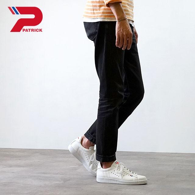 【返品送料無料】パトリック スニーカー PATRICK メンズ レディース 靴 QUEBEC ケベック WHT119630 日本製  スニーカ sneaker パトリック