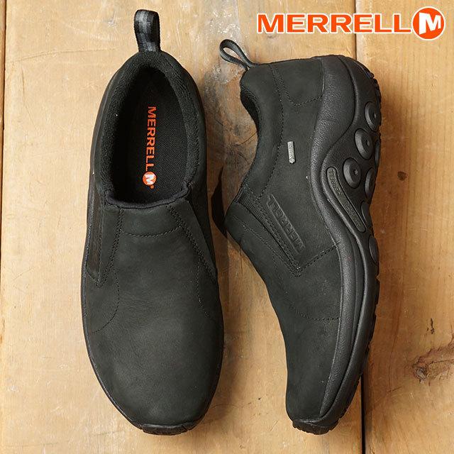 【送料無料】MERRELL メレル メンズ スニーカー Jungle Moc GORE-TEX MNS ジャングルモック ゴアテックス メンズ Black(42301 FW13)