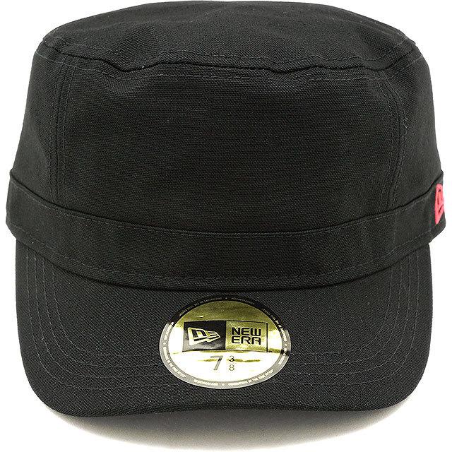 【送料無料】NEWERA ニューエラ NEWERA キャップ WM-01 ミリタリー ワークキャップ ブラック/ストロベリー(N0004053/11135295)(NEW ERA)CAP