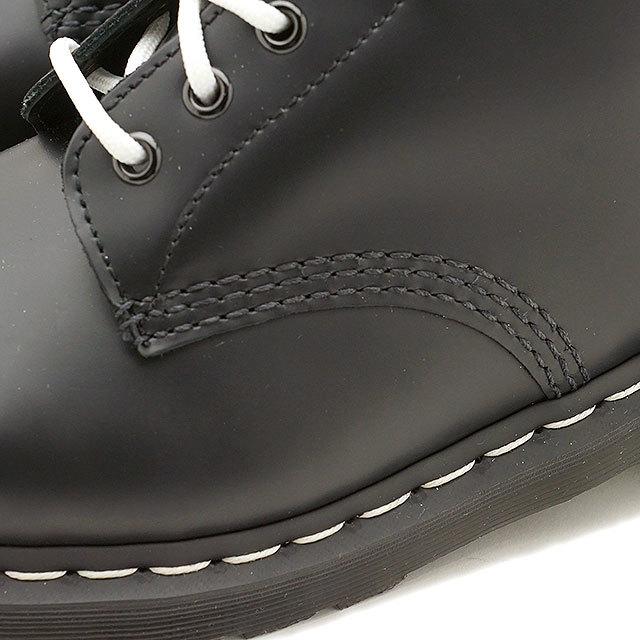 【送料無料】ドクターマーチン Dr.Martens 8ホールブーツ ホワイトウェルト 1460Z 8EYE BOOT WHITE WELT メンズ レディース ハイカット BLACK ブラック系 [24758001 FW19]